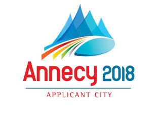 1 Décembre 2009 : Nouveau logo pour Annecy 2018 Annecy10
