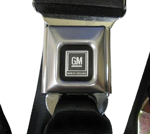 Recherche ceinture sécurité GM noir Seat_b10