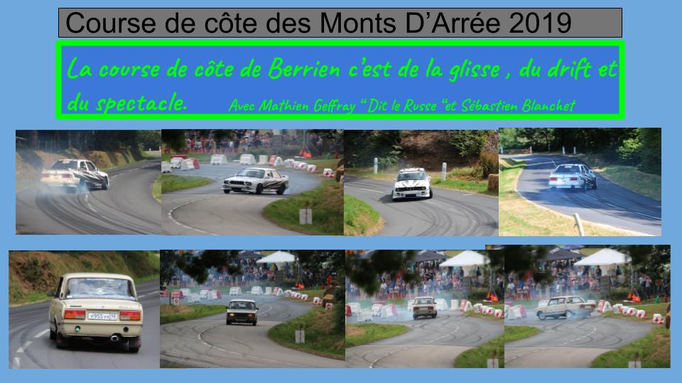Berrien(29) Course de côte des Monts d'Arrée (6 Juillet) 64820910