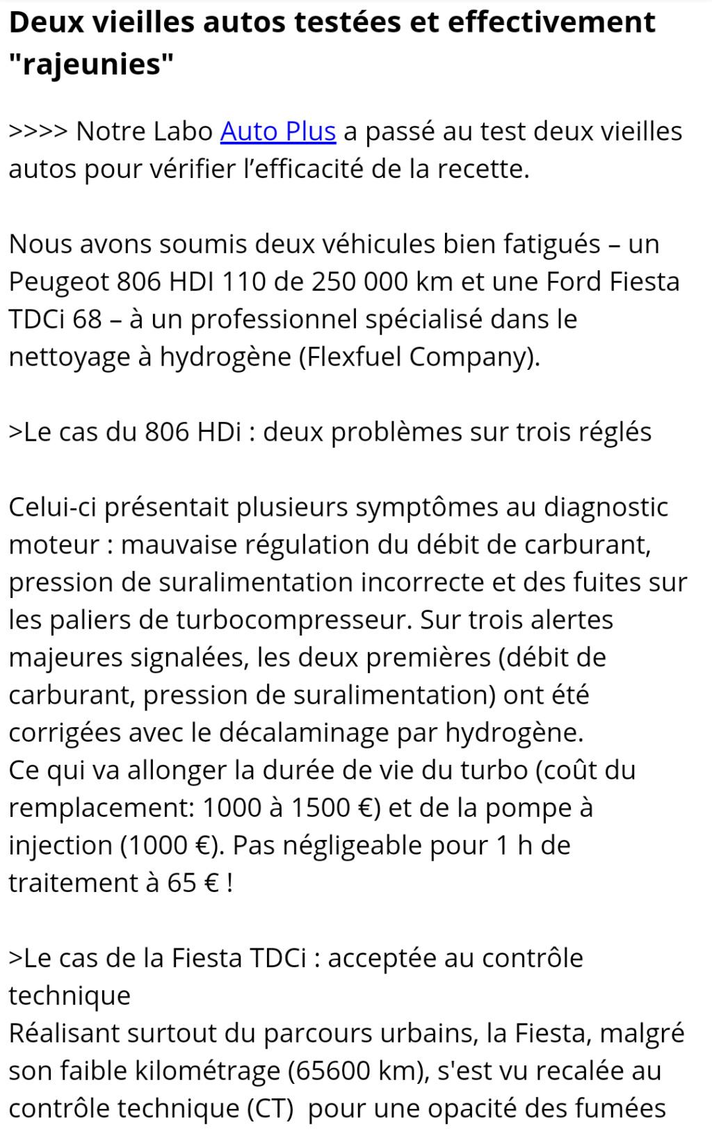 QUE SAVOIR SUR LE DECALAMINAGE PAR STATION HYDROGENE AUTOMOBILE Screen18