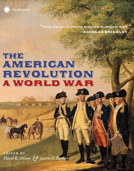 The American Revolution : a world war (novembre 2018). Americ10