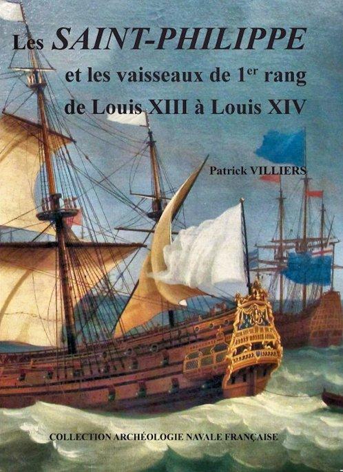 Patrick Villiers 2019 : Les Saint-Philippe et les vaisseaux de 1er rang... Ancre11