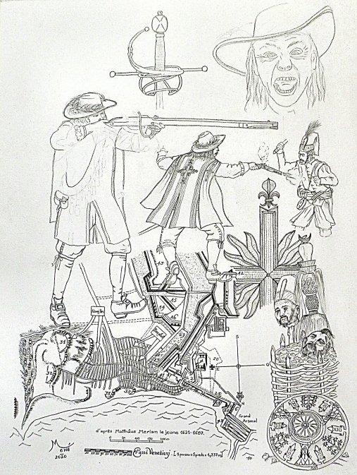 L'expédition maritime de Louis XIV sur Candie en 1669 Aqua_m10