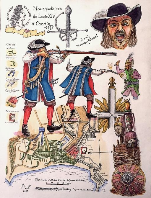L'expédition maritime de Louis XIV sur Candie en 1669 Aqua_m13