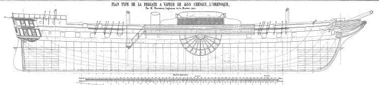 """Frégate à roues """"La Caraïbe"""" perdue en janvier 1847. - Page 2 Caraib11"""