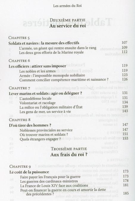 """""""Les Armées du Roi, le grand chantier"""" Olivier Chaline  Chalin13"""