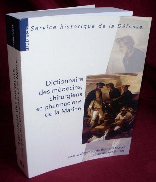 Corvette Dragon 1783 : chirurgien-major Jacques Loué. Dico-m10