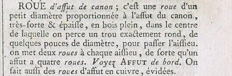Affût anglais de 9-pounder au 1:10. Système de 1760 d'après J. Robertson en 1775. - Page 3 Encycl10