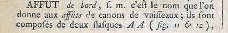 Affût anglais de 9-pounder au 1:10. Système de 1760 d'après J. Robertson en 1775. - Page 3 Encycl11