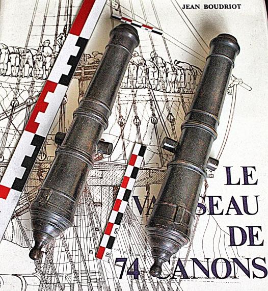 """Trouvé ! un membre """"tourneur"""" pour 2 canons au 1:10 Img_7211"""