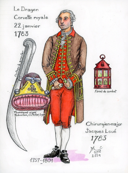Corvette Dragon 1783 : chirurgien-major Jacques Loué. - Page 2 Loue_c11