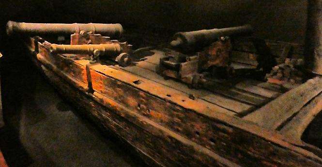 « Gunboat » de la Révolution américaine, Nmah_w11