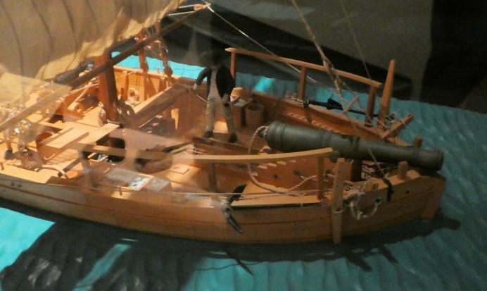 « Gunboat » de la Révolution américaine, Nmah_w15