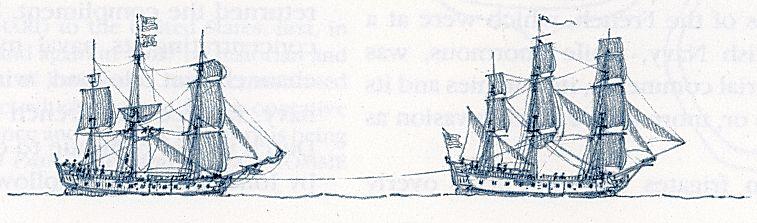 Remorquage de navires démâtés Remorq10