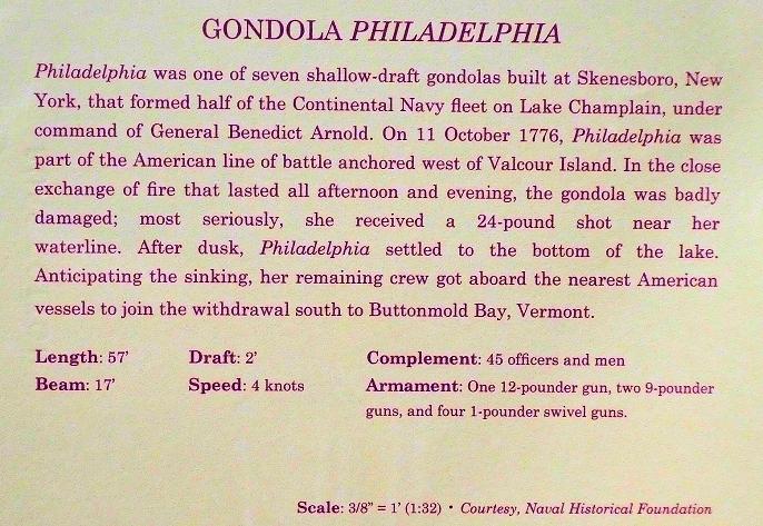« Gunboat » de la Révolution américaine, - Page 2 Washin10