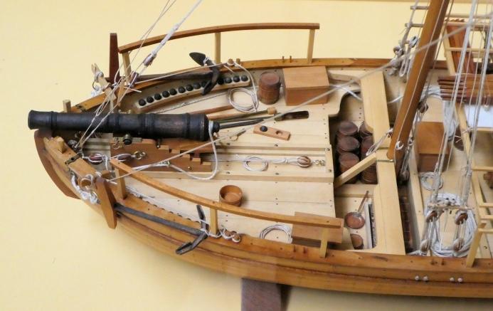 « Gunboat » de la Révolution américaine, - Page 2 Washin13