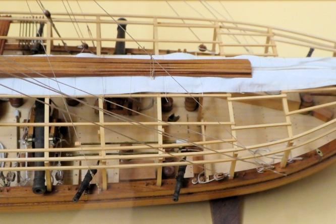« Gunboat » de la Révolution américaine, - Page 2 Washin14