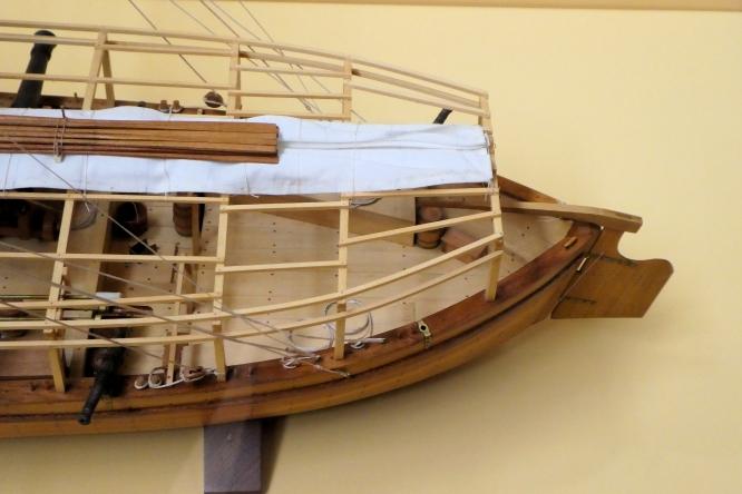 « Gunboat » de la Révolution américaine, - Page 2 Washin16