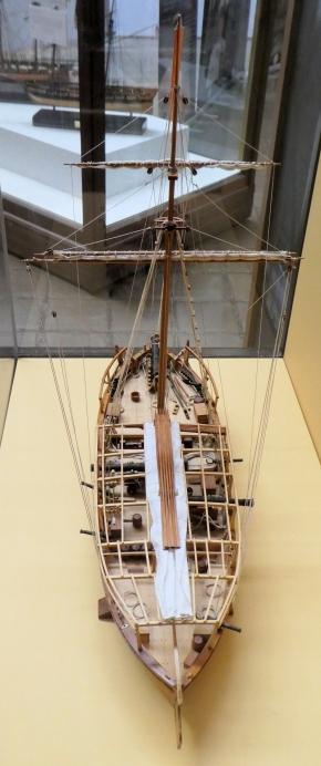 « Gunboat » de la Révolution américaine, - Page 2 Washin17