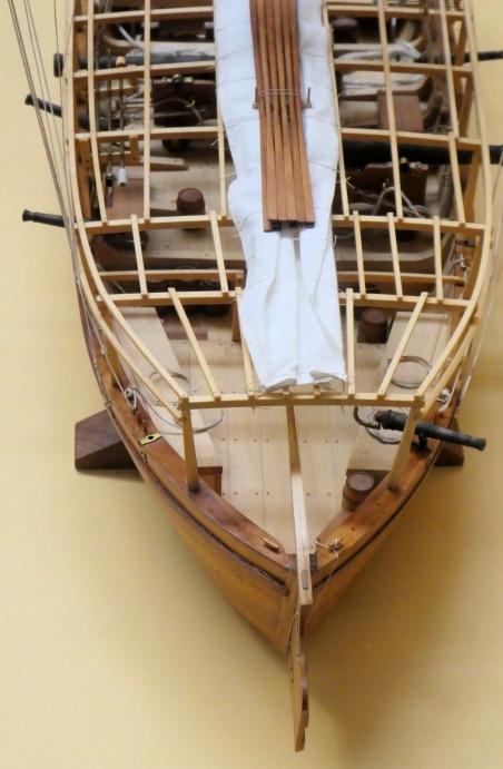 « Gunboat » de la Révolution américaine, - Page 2 Washin19