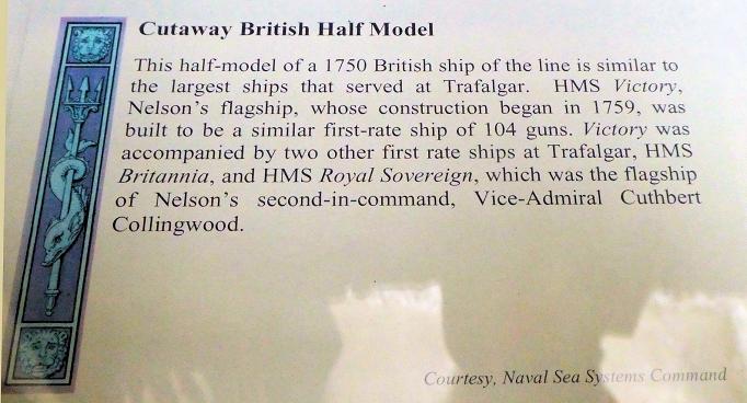 Coupe d'un 120 canons britannique circa 1750 Washin23