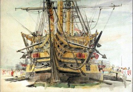 Le plastique c'est fantastique (HMS Victory) - Page 11 Willia12