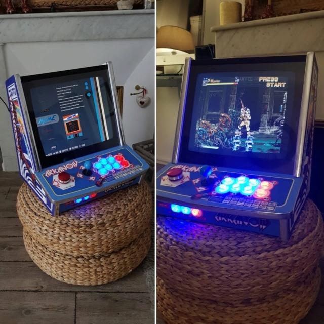 mini bornes arcade rasp 3 - nouveaux modeles - Page 3 15420011