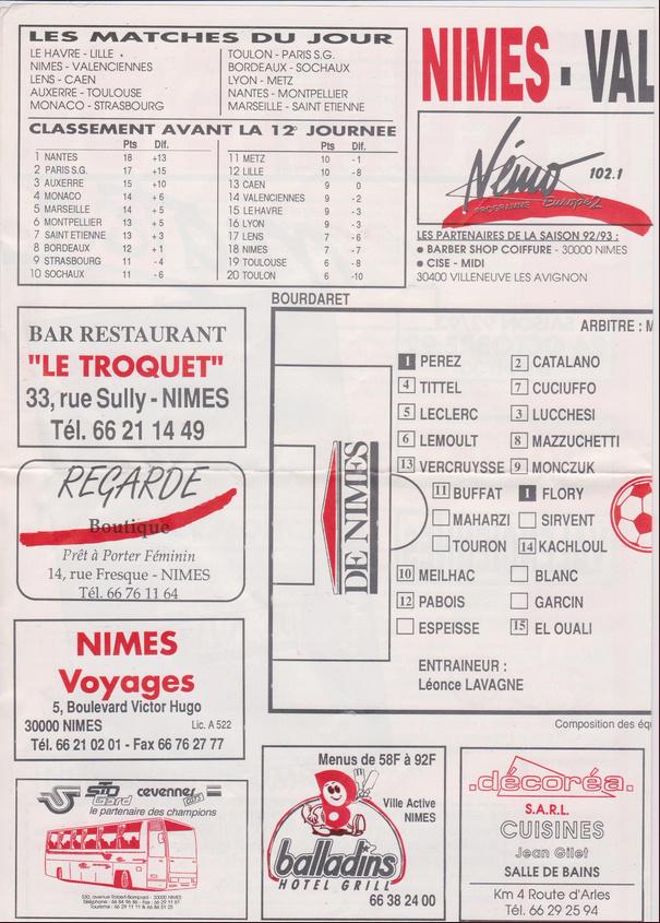 1992-1993 Numero10