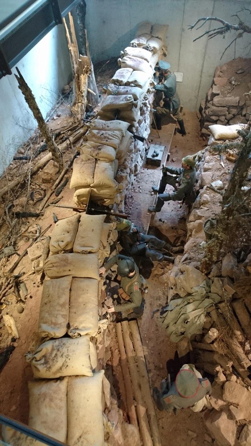 Musée de la bataille du Linge -1915 ( Orbey , Haut Rhin / Alsace ) Dsc_0120