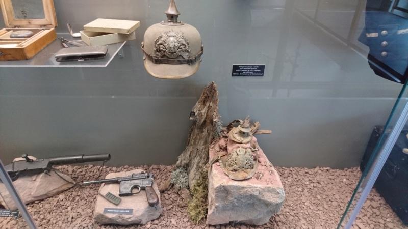 Musée de la bataille du Linge -1915 ( Orbey , Haut Rhin / Alsace ) Dsc_0122