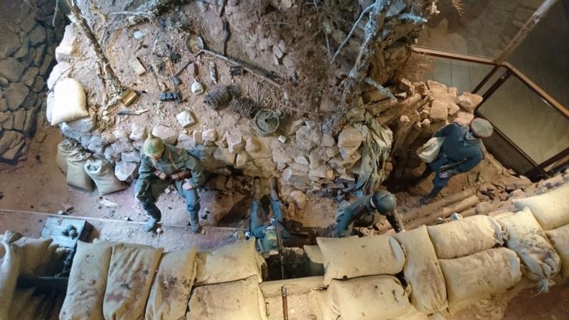 Musée de la bataille du Linge -1915 ( Orbey , Haut Rhin / Alsace ) Dsc_0123