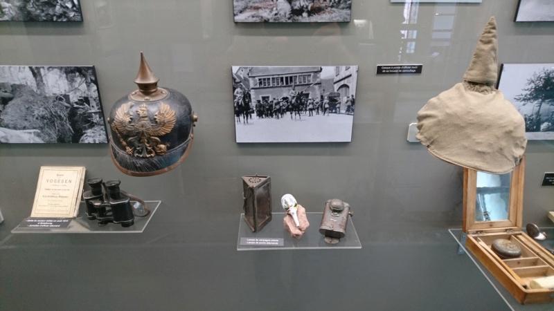Musée de la bataille du Linge -1915 ( Orbey , Haut Rhin / Alsace ) Dsc_0125