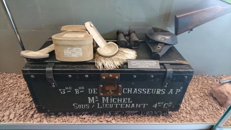 Musée de la bataille du Linge -1915 ( Orbey , Haut Rhin / Alsace ) Dsc_0126