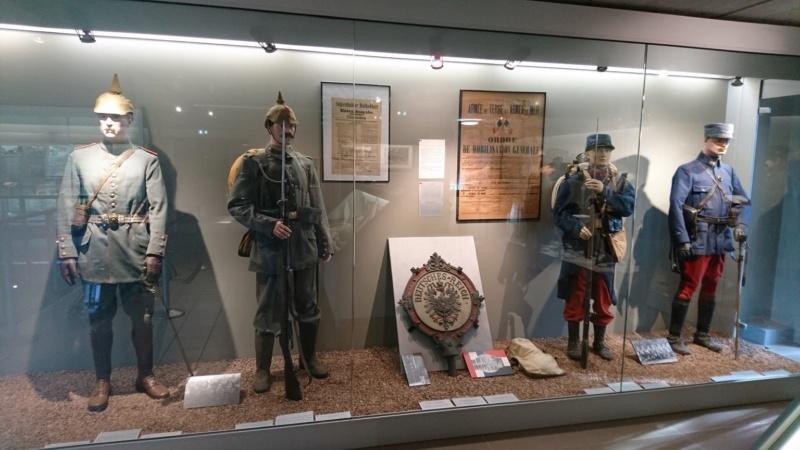 Musée de la bataille du Linge -1915 ( Orbey , Haut Rhin / Alsace ) Dsc_0129