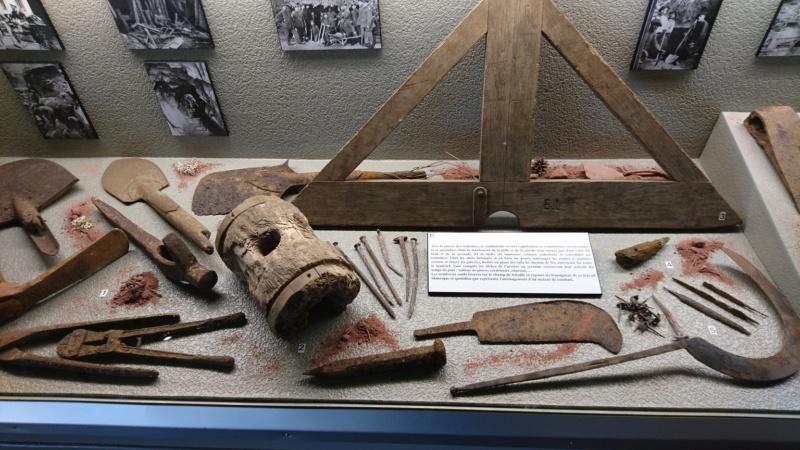 Musée de la bataille du Linge -1915 ( Orbey , Haut Rhin / Alsace ) Dsc_0130