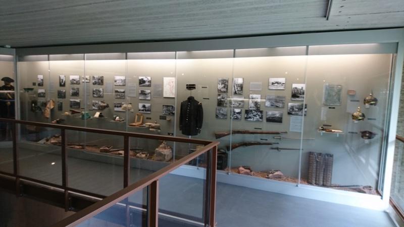 Musée de la bataille du Linge -1915 ( Orbey , Haut Rhin / Alsace ) Dsc_0132
