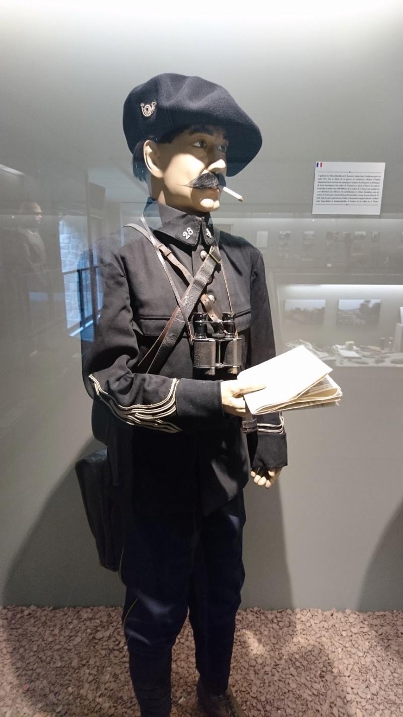 Musée de la bataille du Linge -1915 ( Orbey , Haut Rhin / Alsace ) Dsc_0133