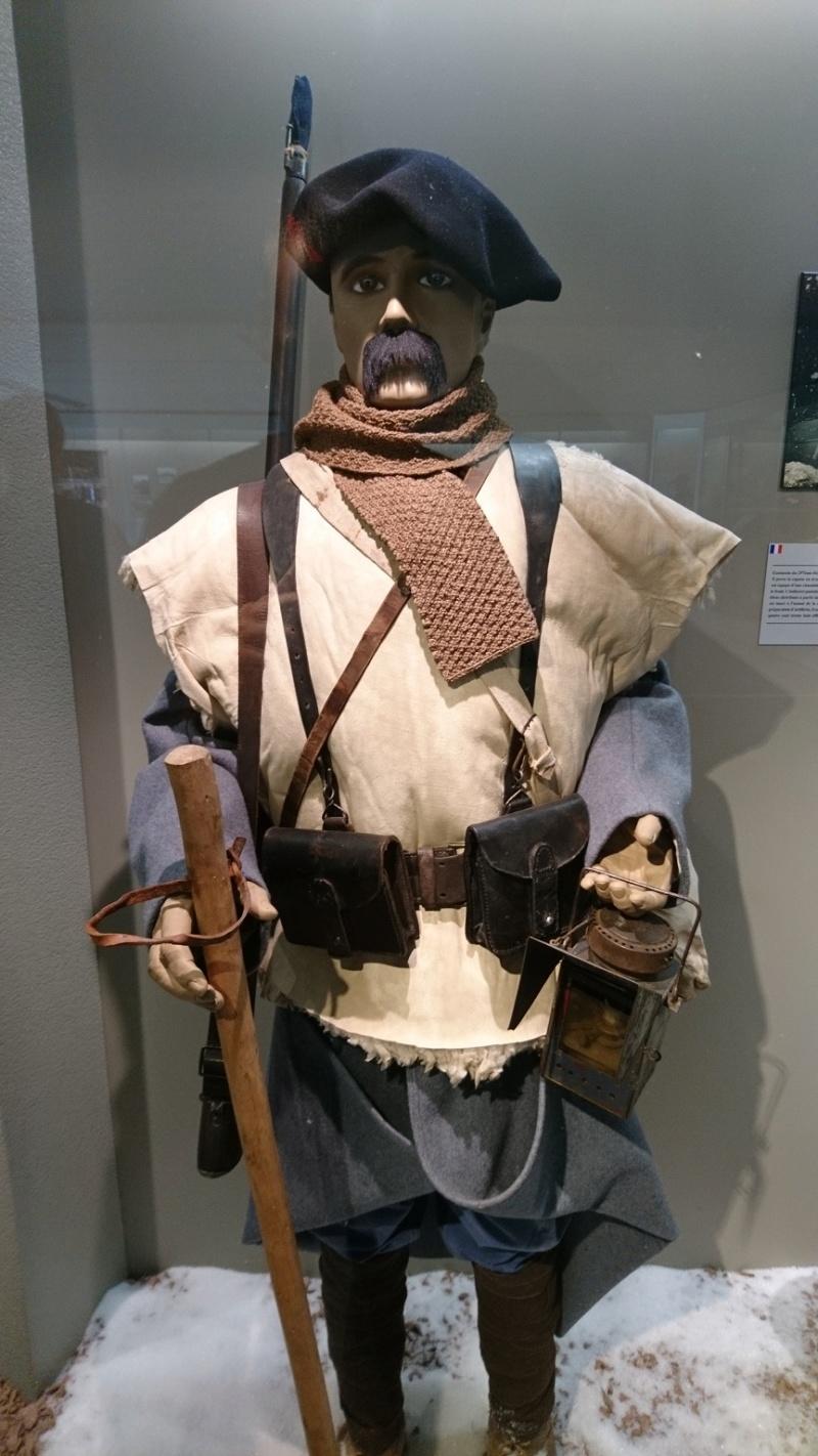 Musée de la bataille du Linge -1915 ( Orbey , Haut Rhin / Alsace ) Dsc_0135