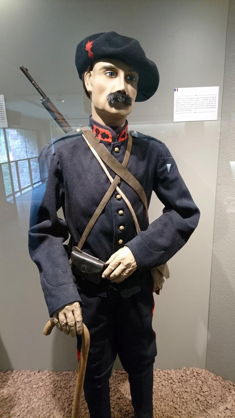 Musée de la bataille du Linge -1915 ( Orbey , Haut Rhin / Alsace ) Dsc_0136