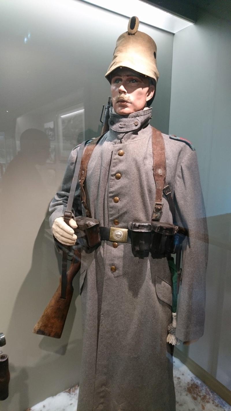 Musée de la bataille du Linge -1915 ( Orbey , Haut Rhin / Alsace ) Dsc_0137
