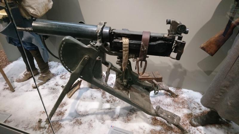 Musée de la bataille du Linge -1915 ( Orbey , Haut Rhin / Alsace ) Dsc_0138