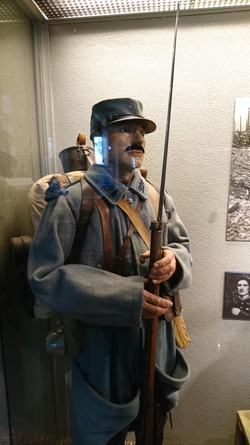 Musée de la bataille du Linge -1915 ( Orbey , Haut Rhin / Alsace ) Dsc_0139