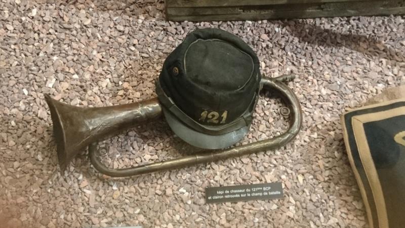 Musée de la bataille du Linge -1915 ( Orbey , Haut Rhin / Alsace ) Dsc_0140