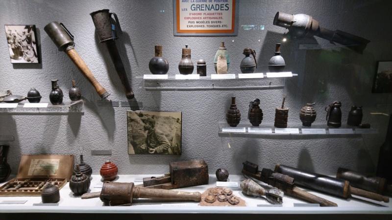 Musée de la bataille du Linge -1915 ( Orbey , Haut Rhin / Alsace ) - Page 2 Dsc_0150
