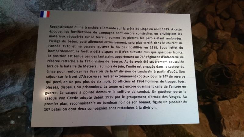 Musée de la bataille du Linge -1915 ( Orbey , Haut Rhin / Alsace ) - Page 2 Dsc_0154