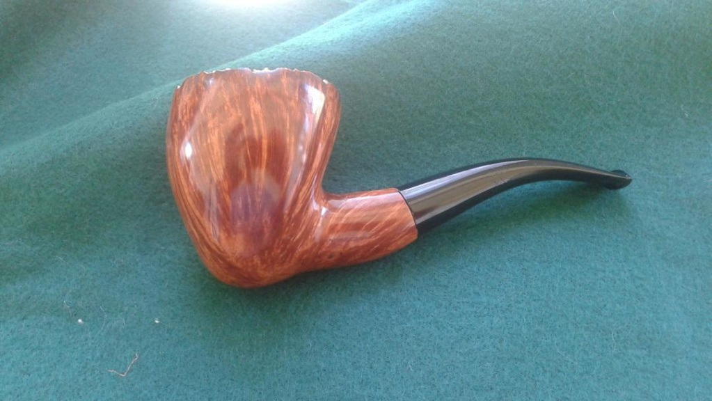 Getting ready for the Kansas City pipe show 20180912