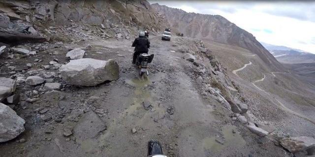 Royal Enfield Himalayan  14102110