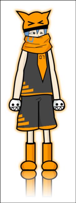 mascota 07 opinen ^^ Mascot16