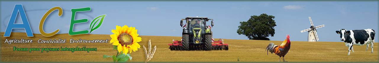 AGRICULTURE - CONVIVIALITÉ - ENVIRONNEMENT (A.C.E)