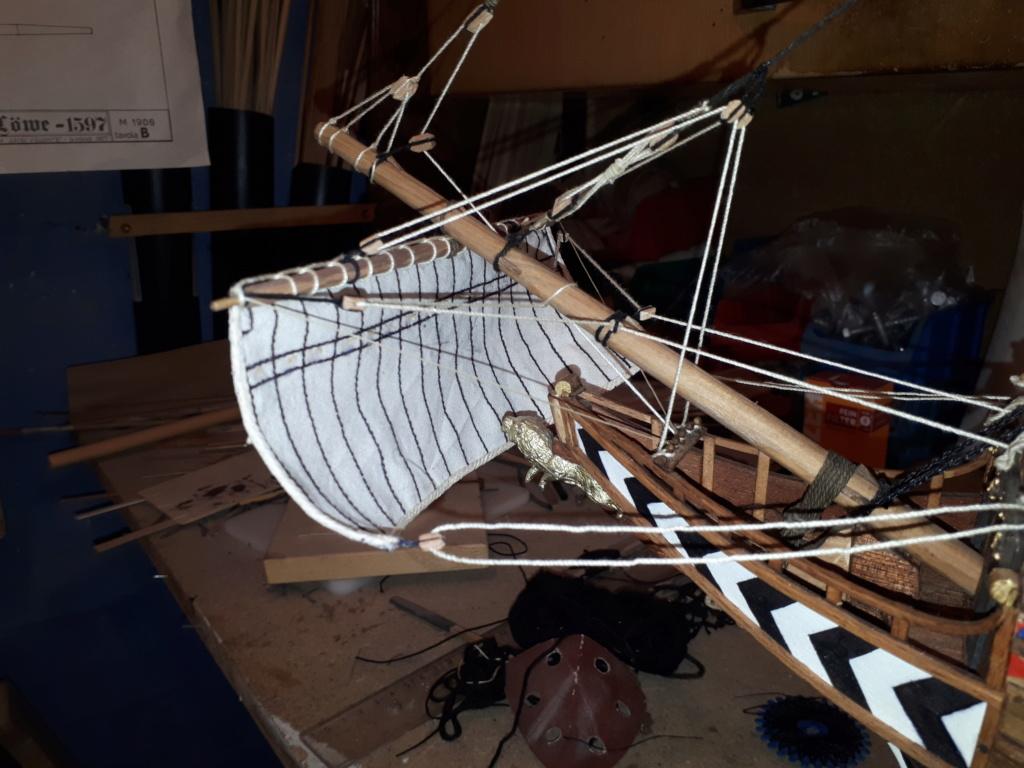 """Brandenburgische Fregatte """"Roter Löwe"""", M 1:50 20191011"""